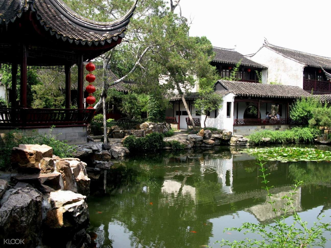 master of nets garden admission suzhou