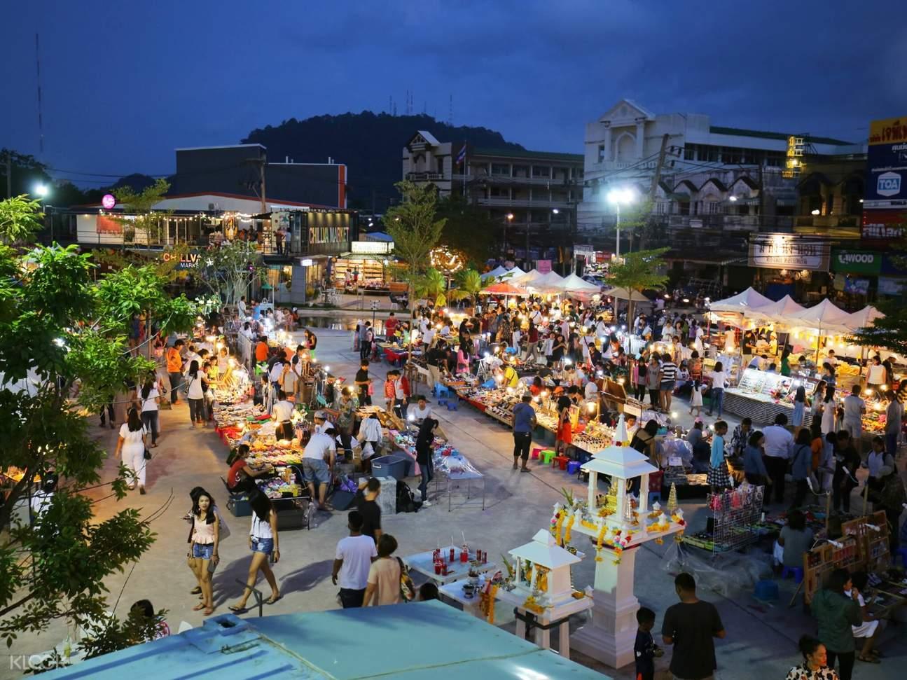 普吉島市場