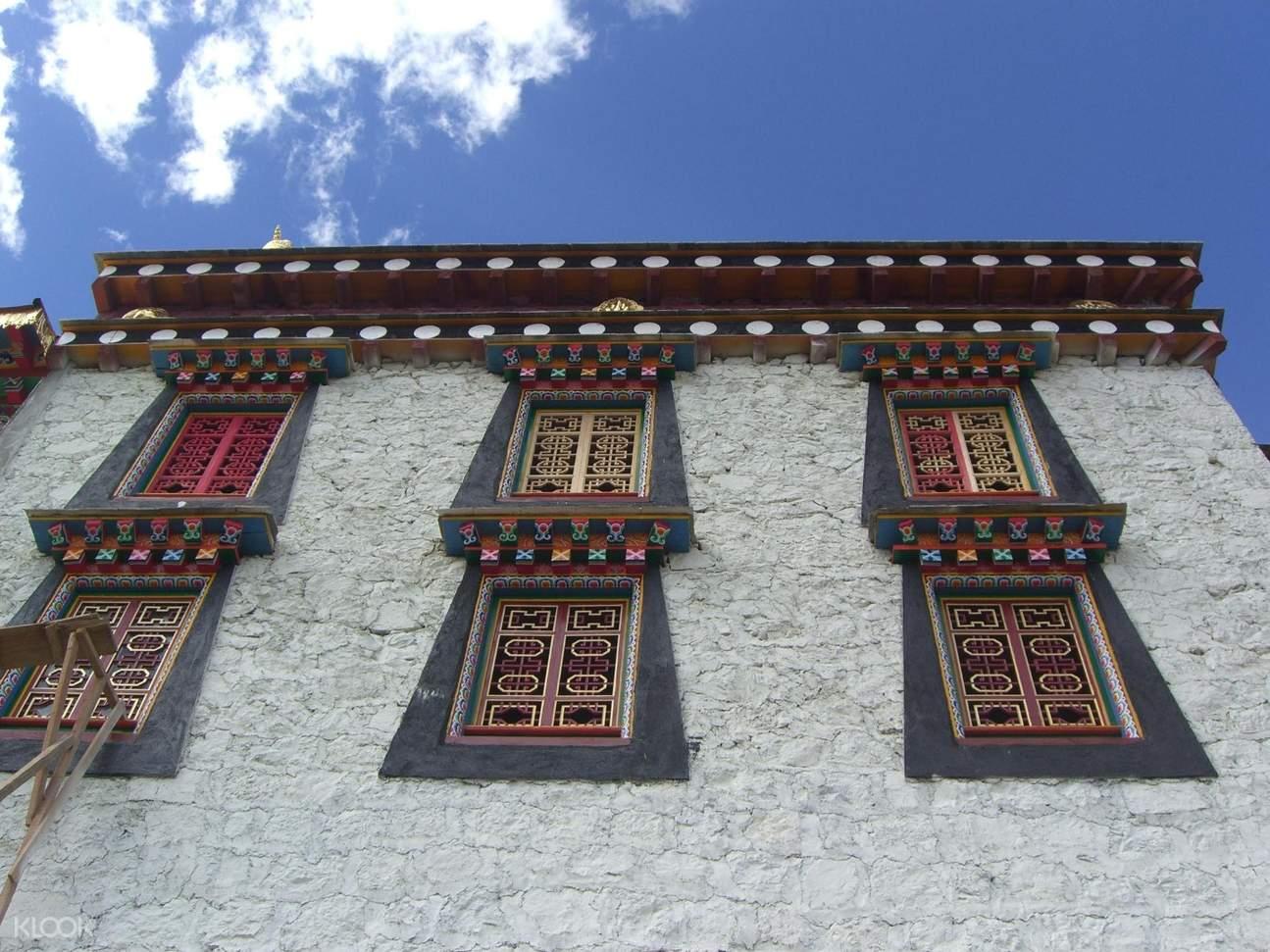 雲南香格里拉噶丹·松贊林寺
