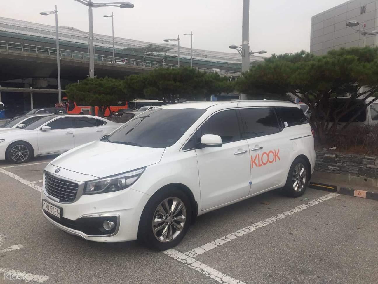 首尔机场接送仁川机场往返首尔市区(24小时内用车)
