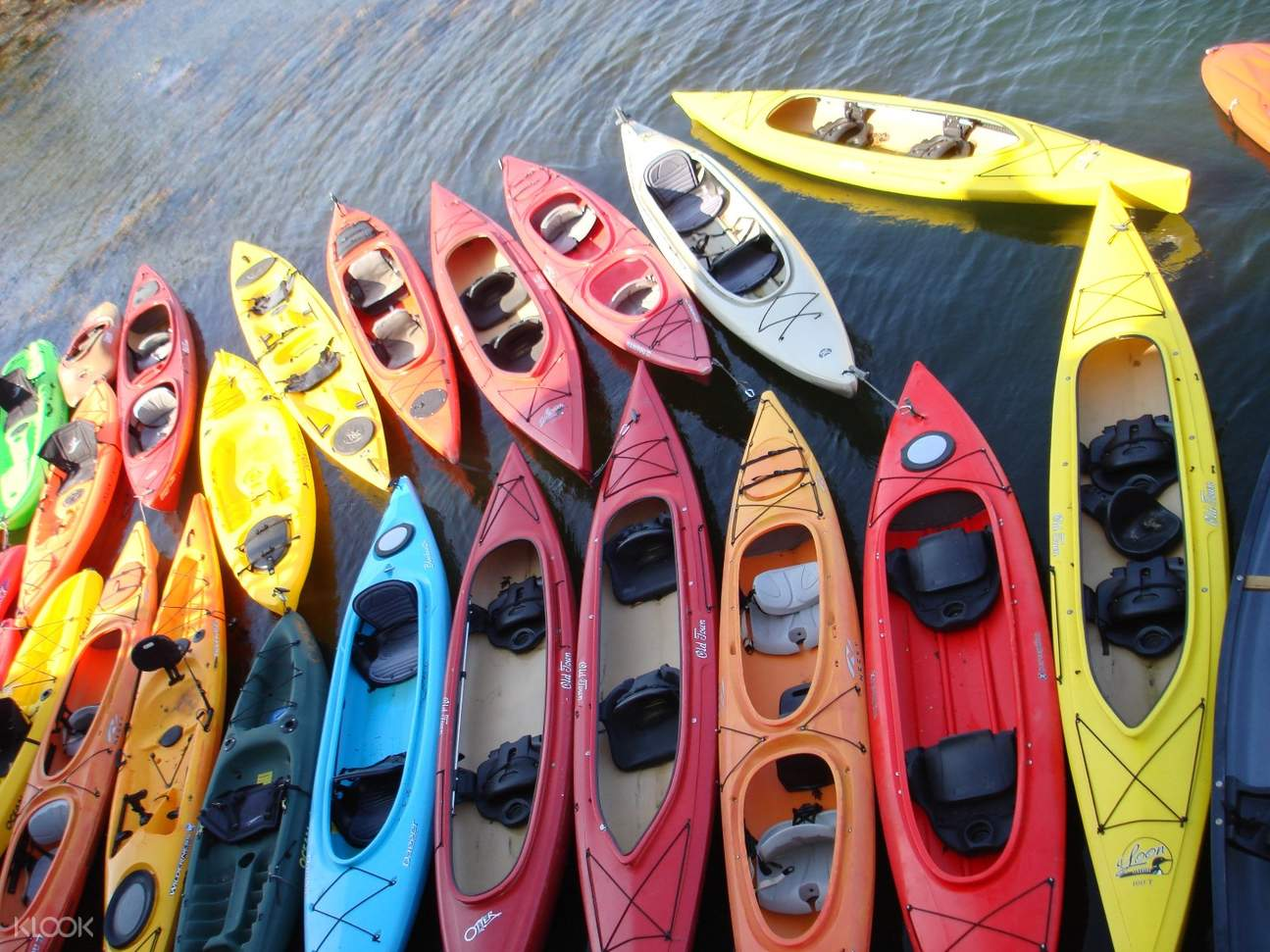 kayaking in dubai
