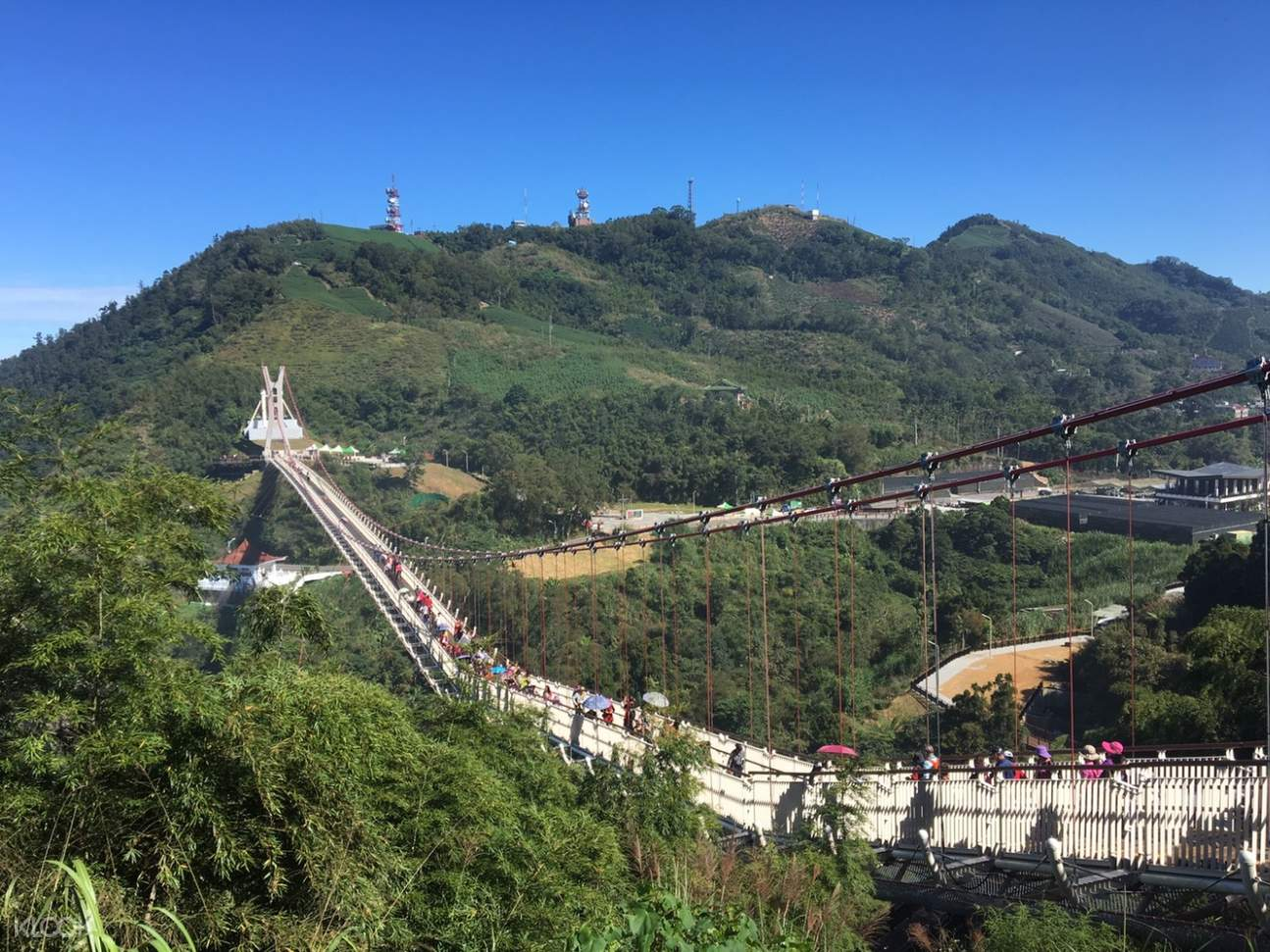 嘉義太平雲梯一日遊,嘉義當地遊,台灣特色遊