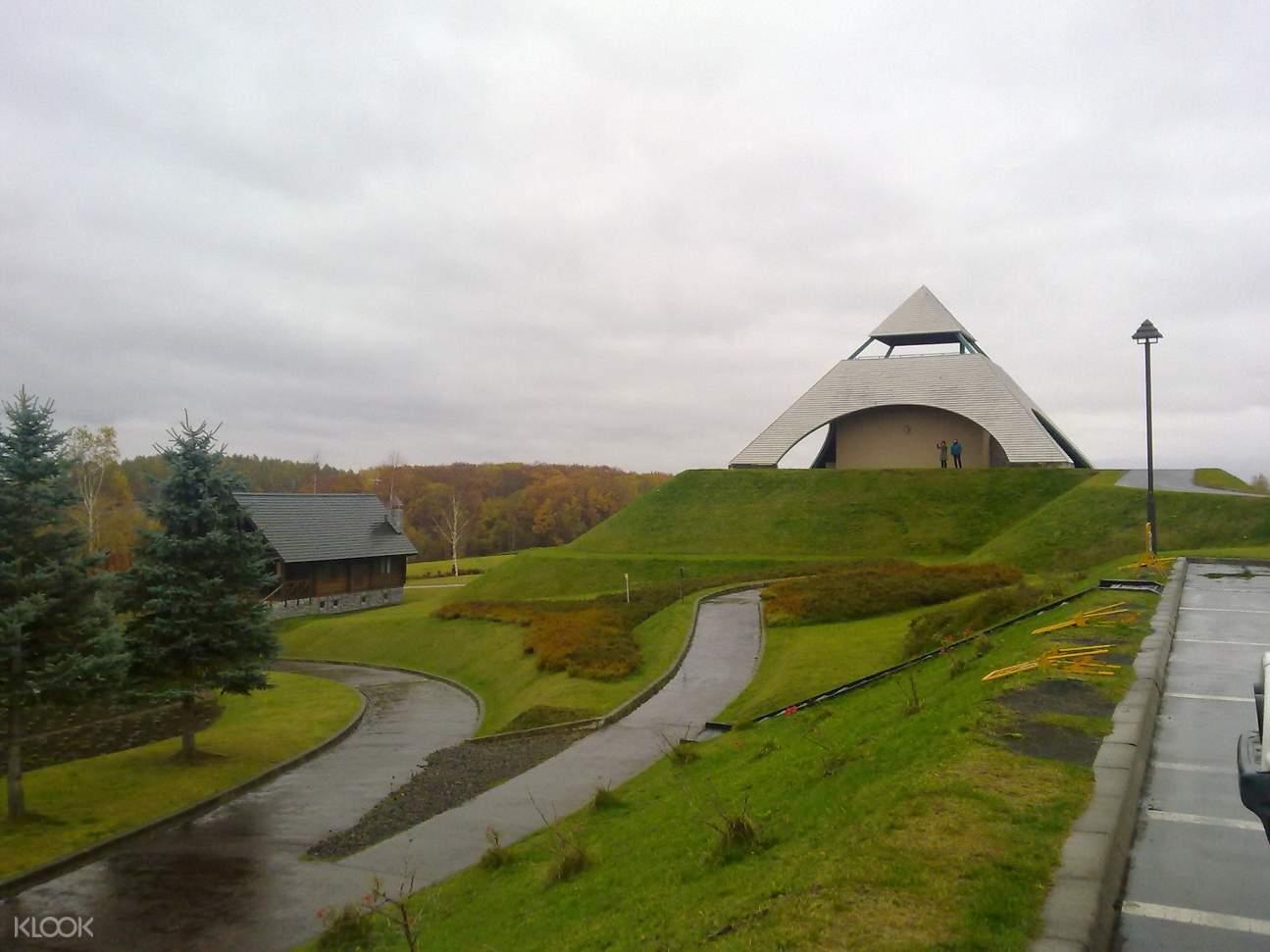 北西之丘展望公園