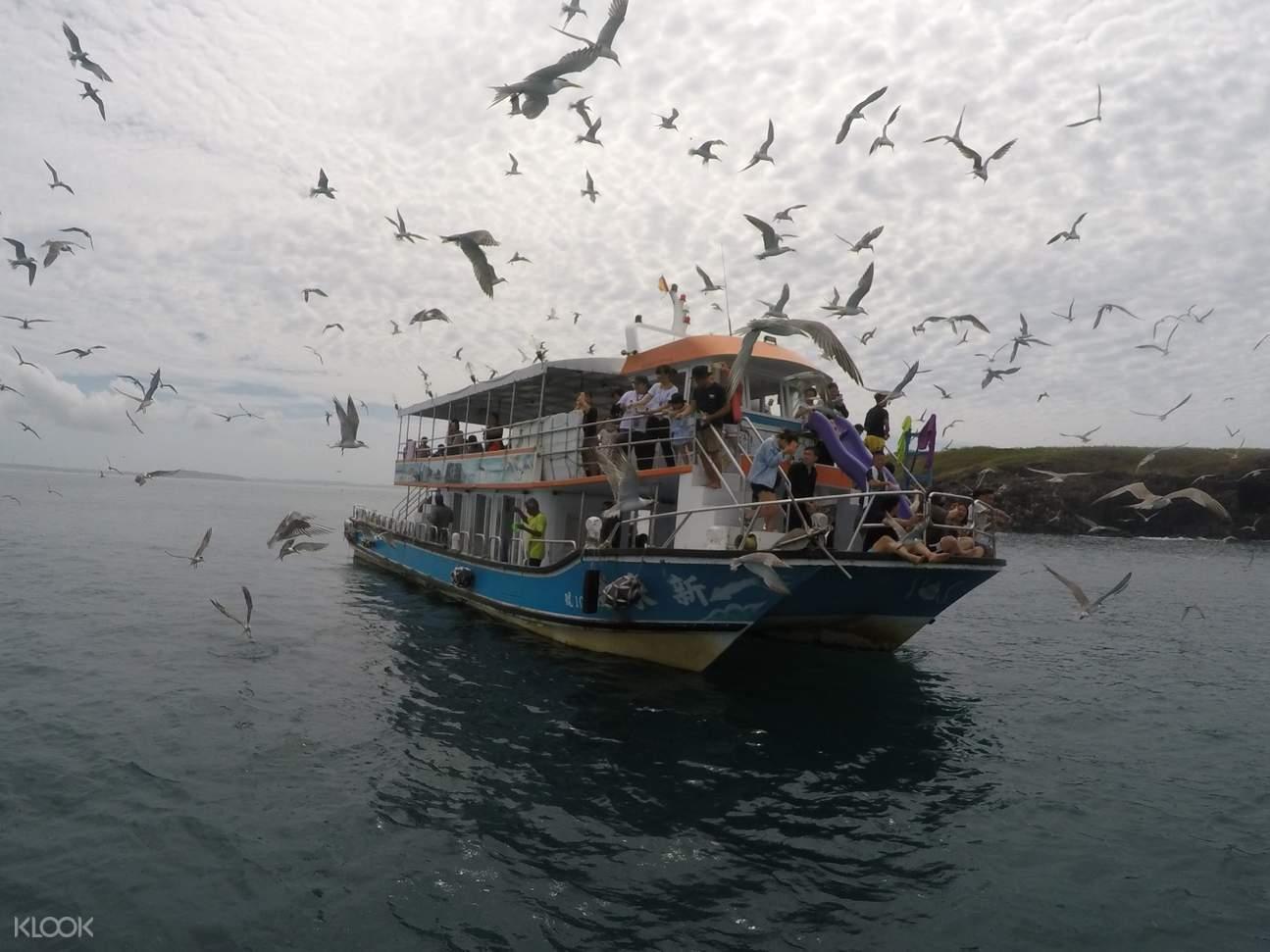 澎湖東海跳島之旅