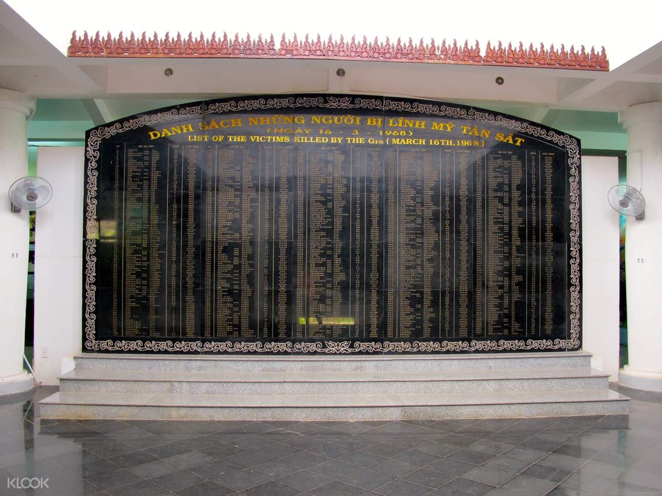 my lai massacre monument
