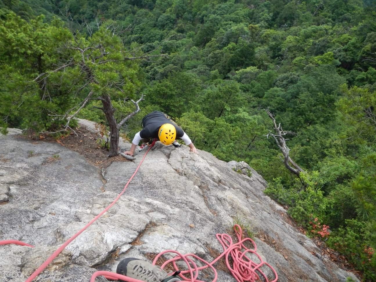 金毘羅山Konpirayama攀岩