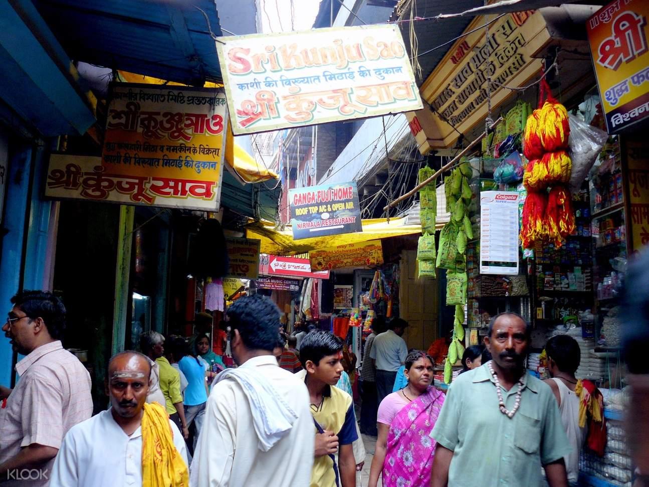 Vishwanath Gali in Varanasi