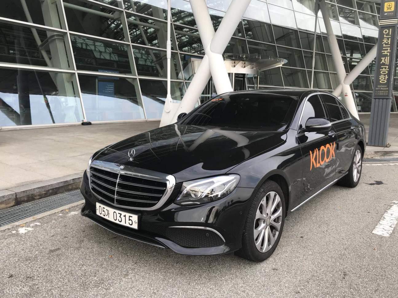 首爾機場接送仁川機場往返首爾市區(24小時內用車)