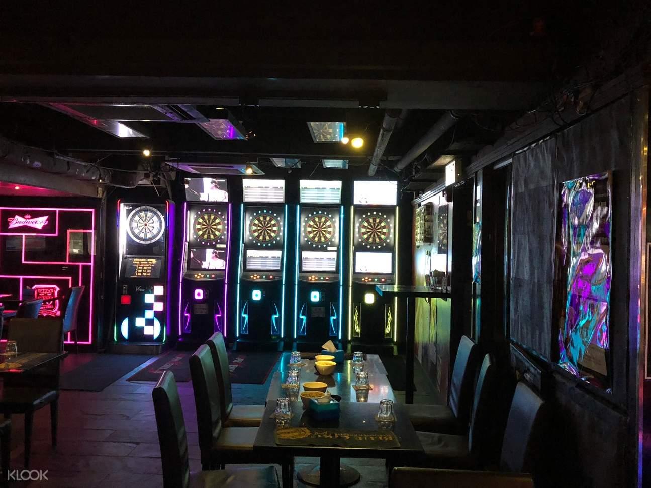 湾仔Uptown 90 Bar & Grill室内环境