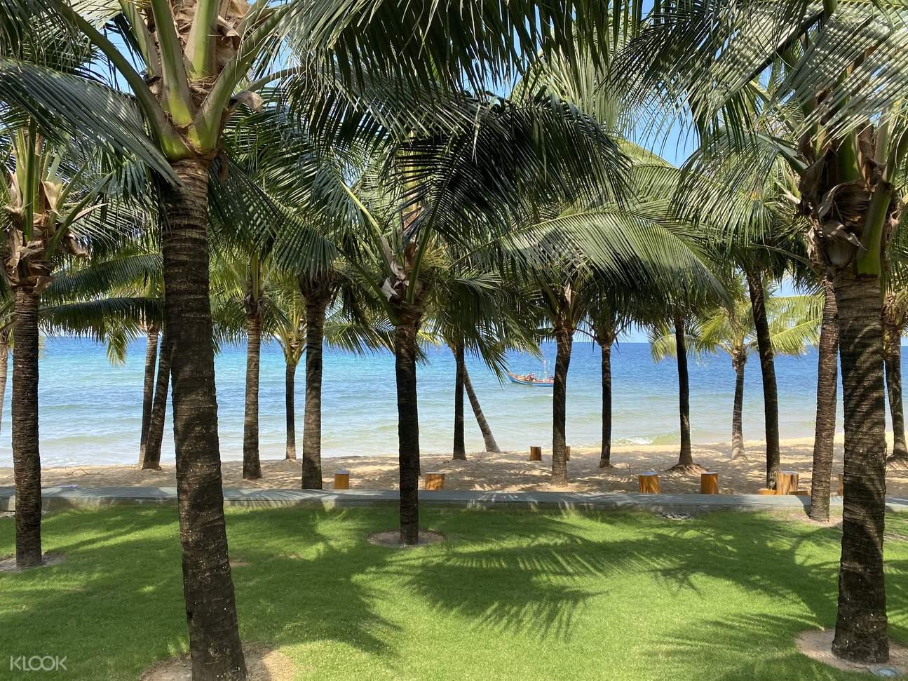 phu quoc beach resort