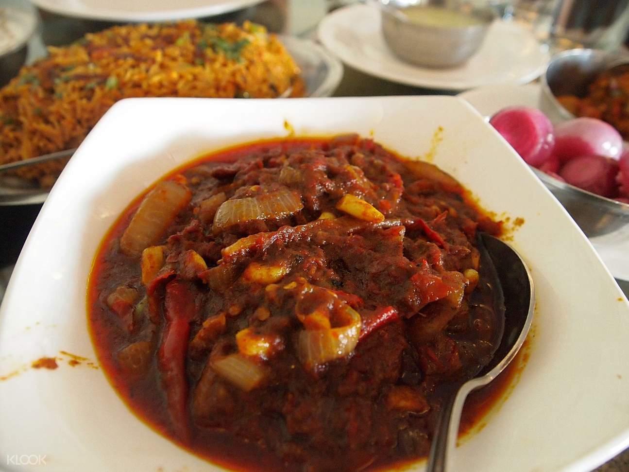 Udaipur cuisine