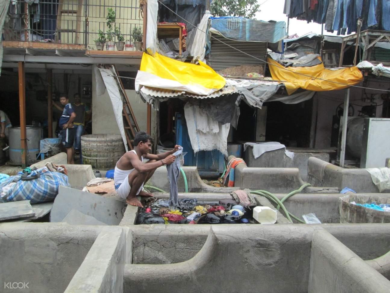 孟买达巴瓦拉(Dabbawalas)& Dhobi Ghat 千人洗衣场半日游