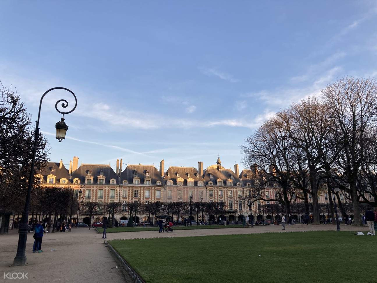 巴黎瑪黑區線上真人導覽