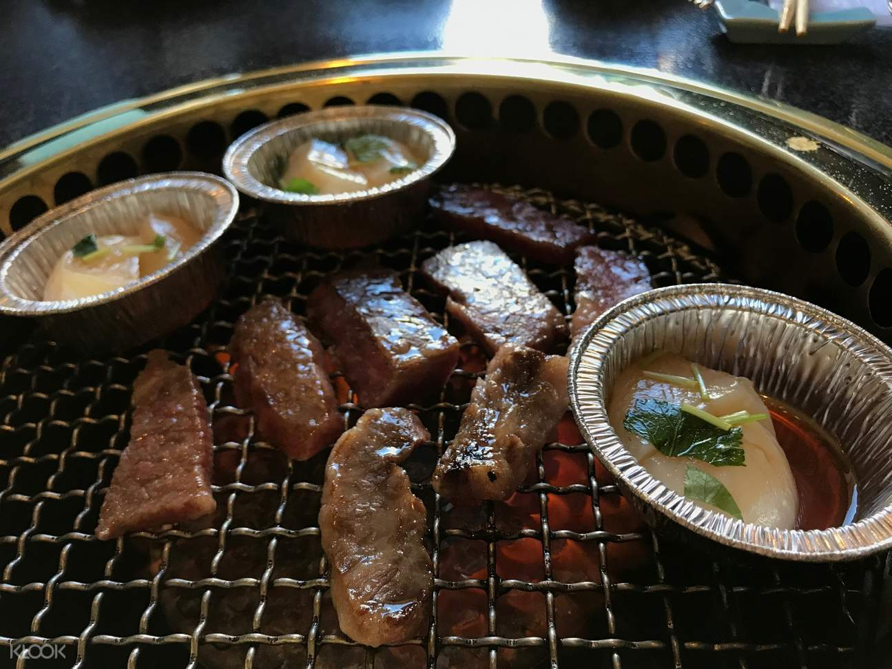 Yakiniku-Tei Rokkasen (焼肉亭 六歌仙) in Shinjuku - Popular Eat-All-You-Can Japanese BBQ