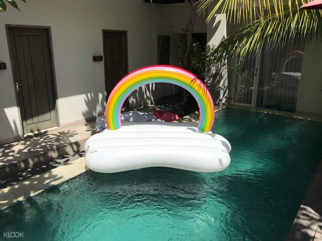 峇里島浮床租借服務