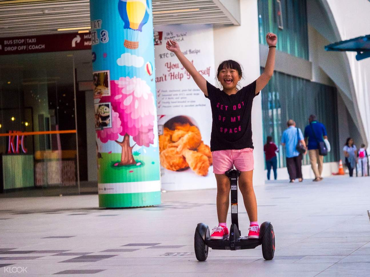segway mini pro downtown east singapore