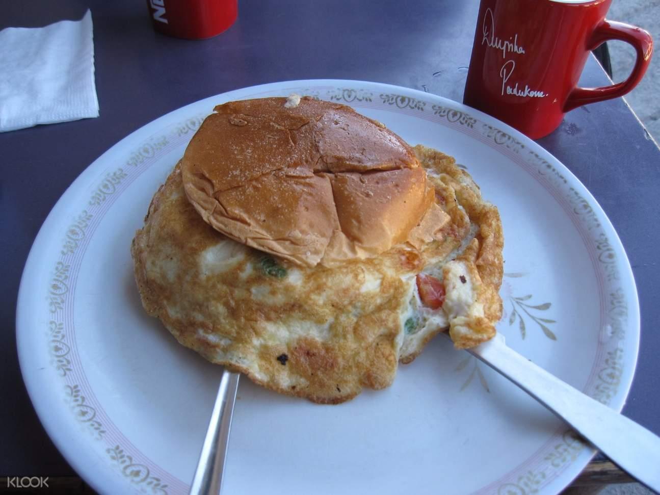 bun omelettes