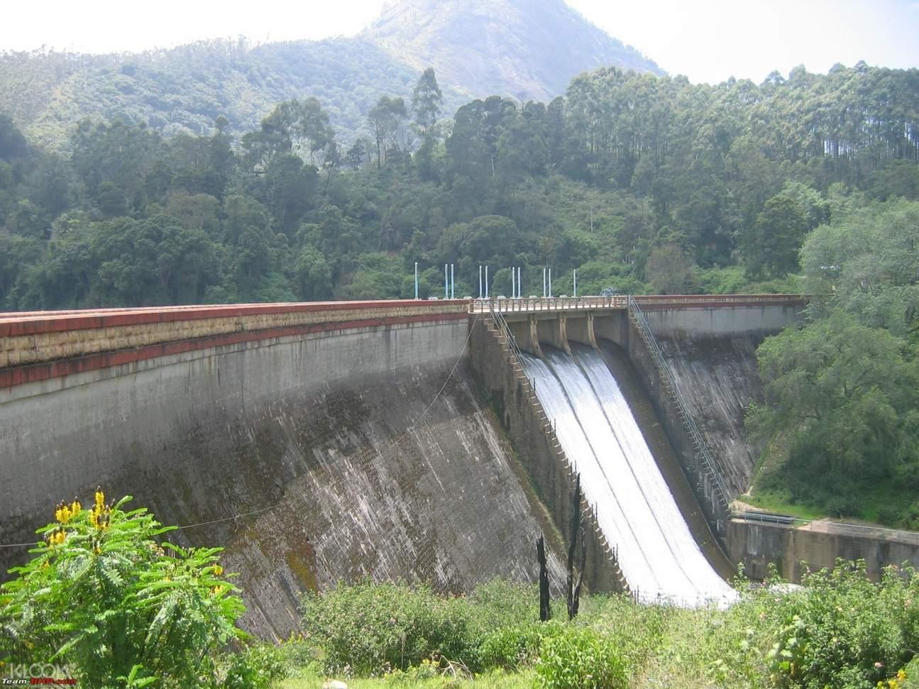 mattupetty dam大壩