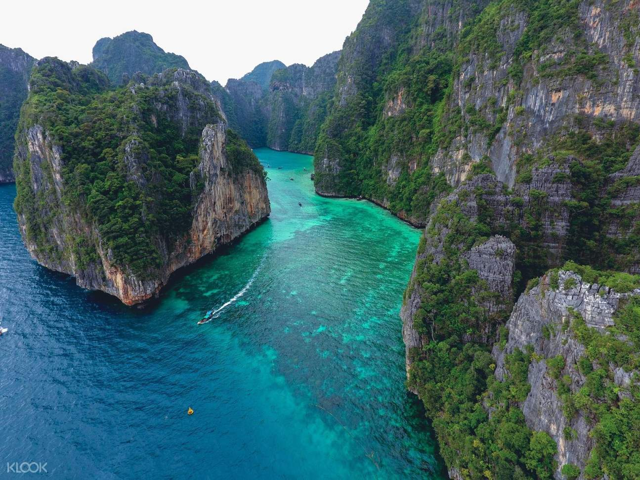 phi phi islands routes