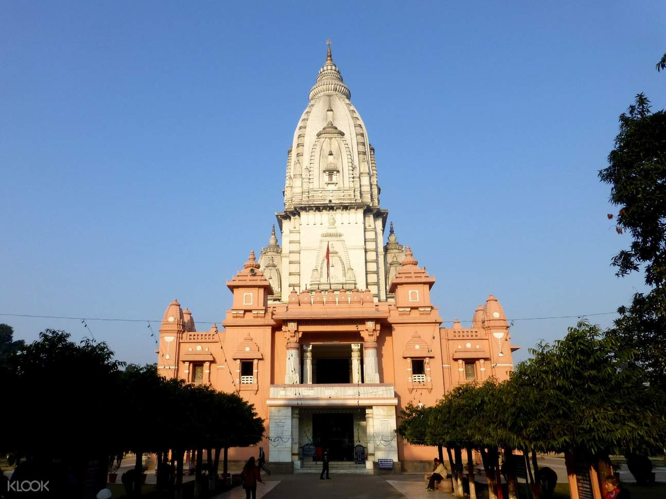 瓦拉纳西寺庙步行之旅