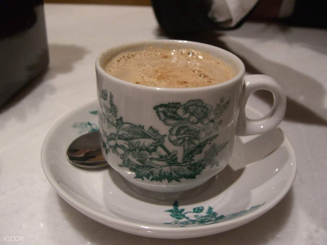 怡保舊城白咖啡