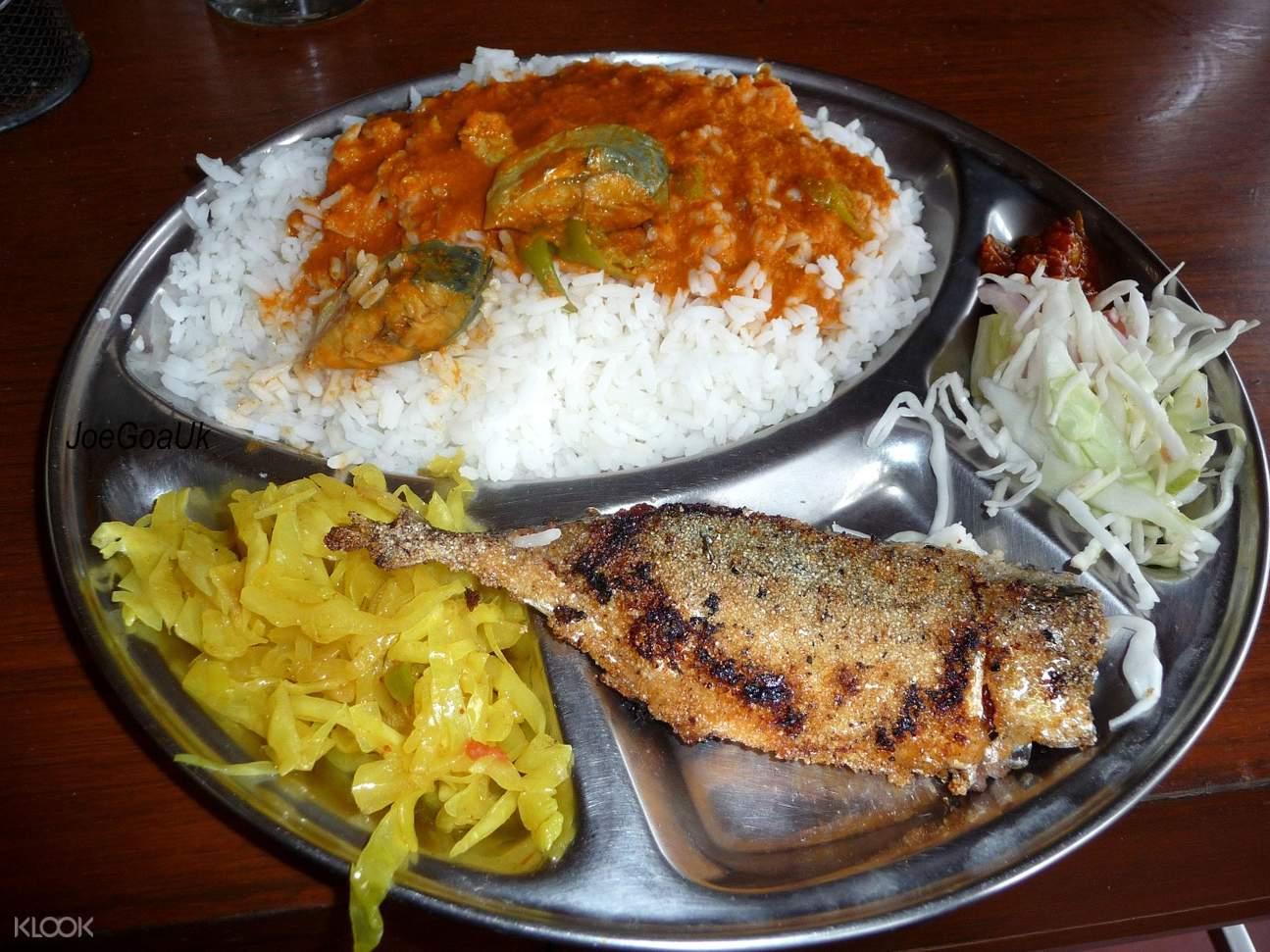 印度果阿邦街頭美食徒步探索之旅