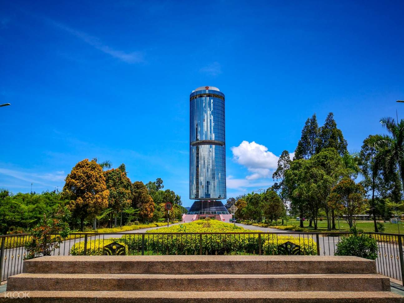 Tun Mustapha Tower sabah borneo