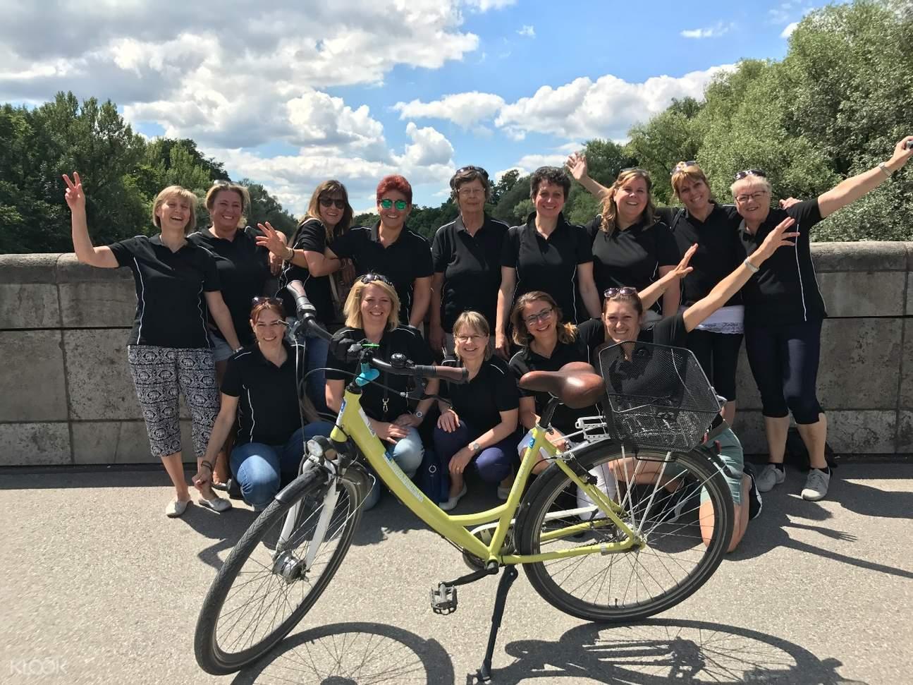 bike tour munich