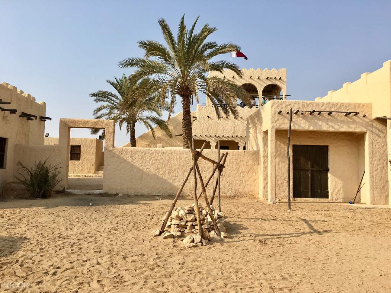 卡塔尔北部探索之旅