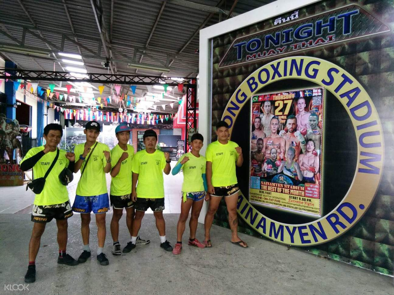 patong boxing stadium ticket