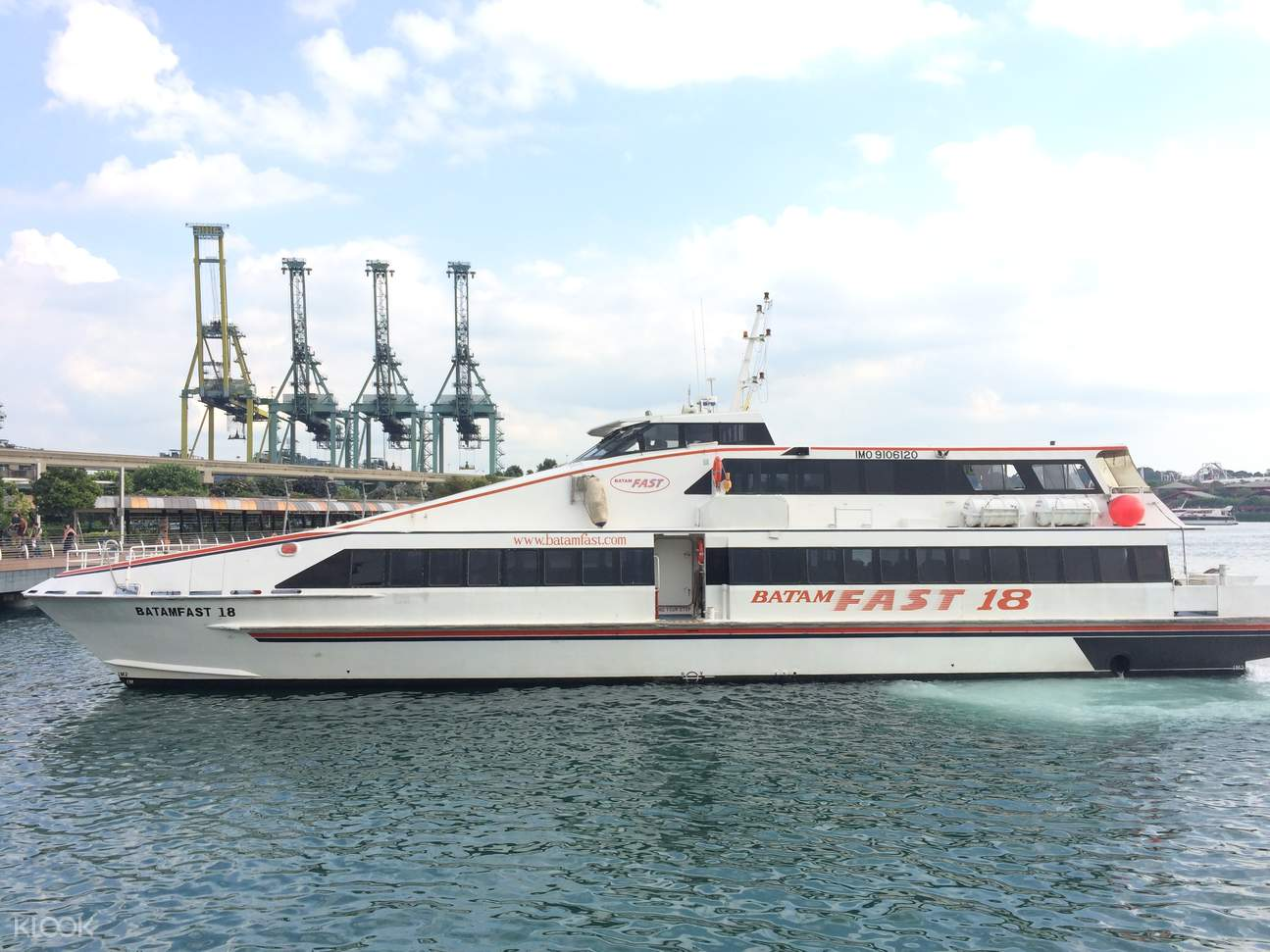 batam fast ferry harbourfront centre