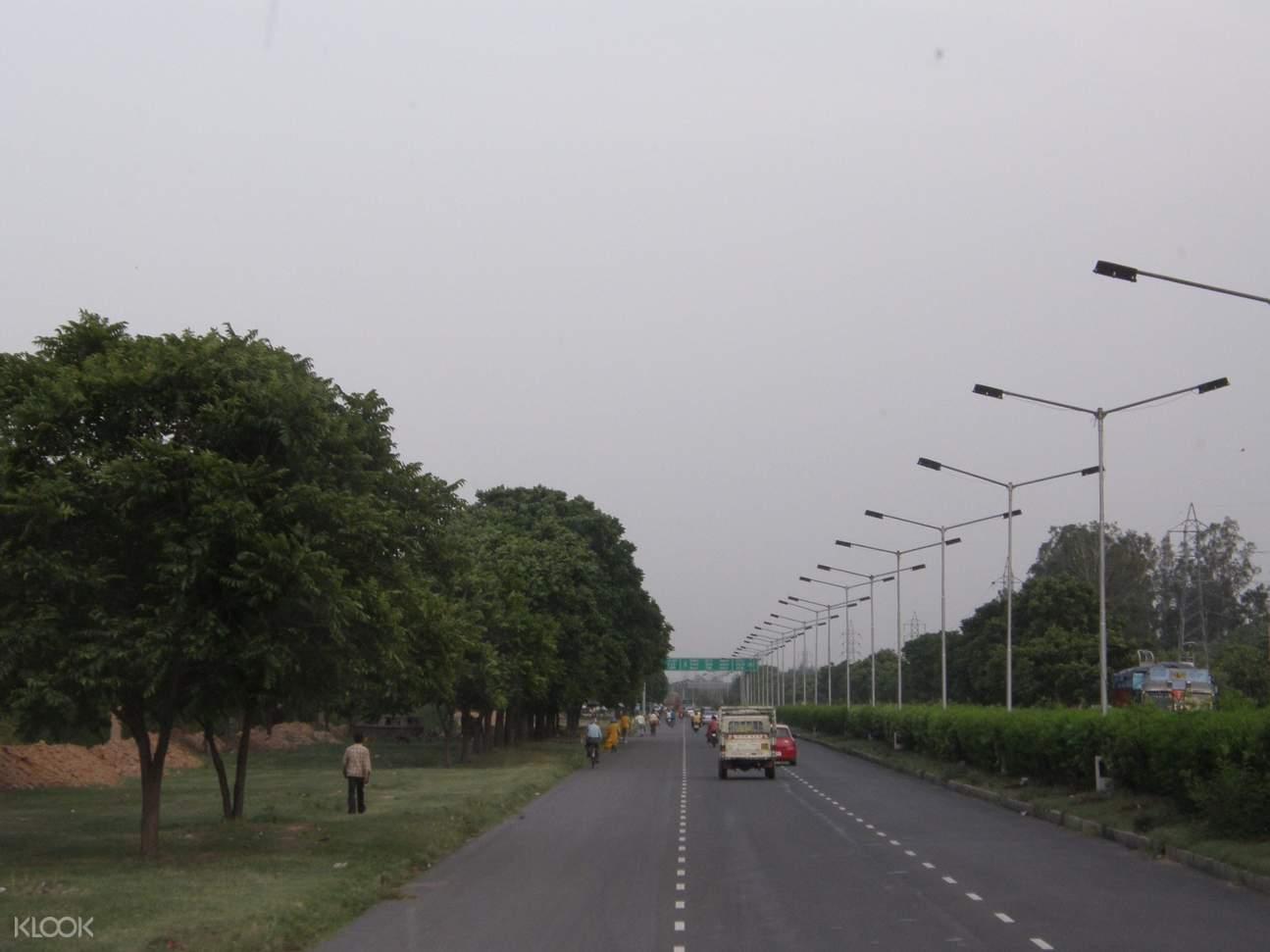印度昌迪加尔包车一日游