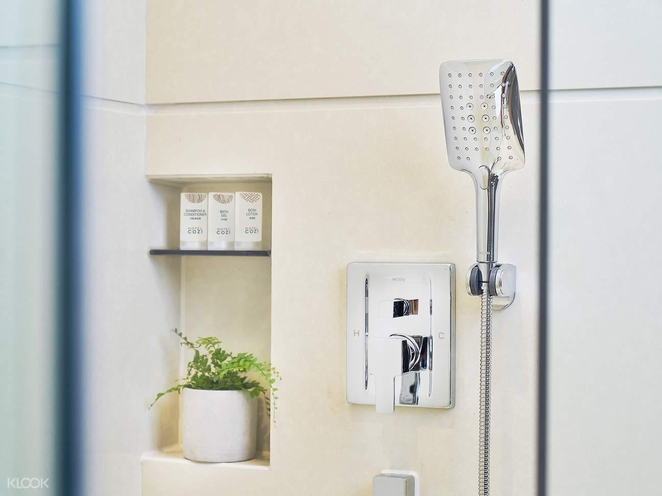 尊貴悦品客房浴室