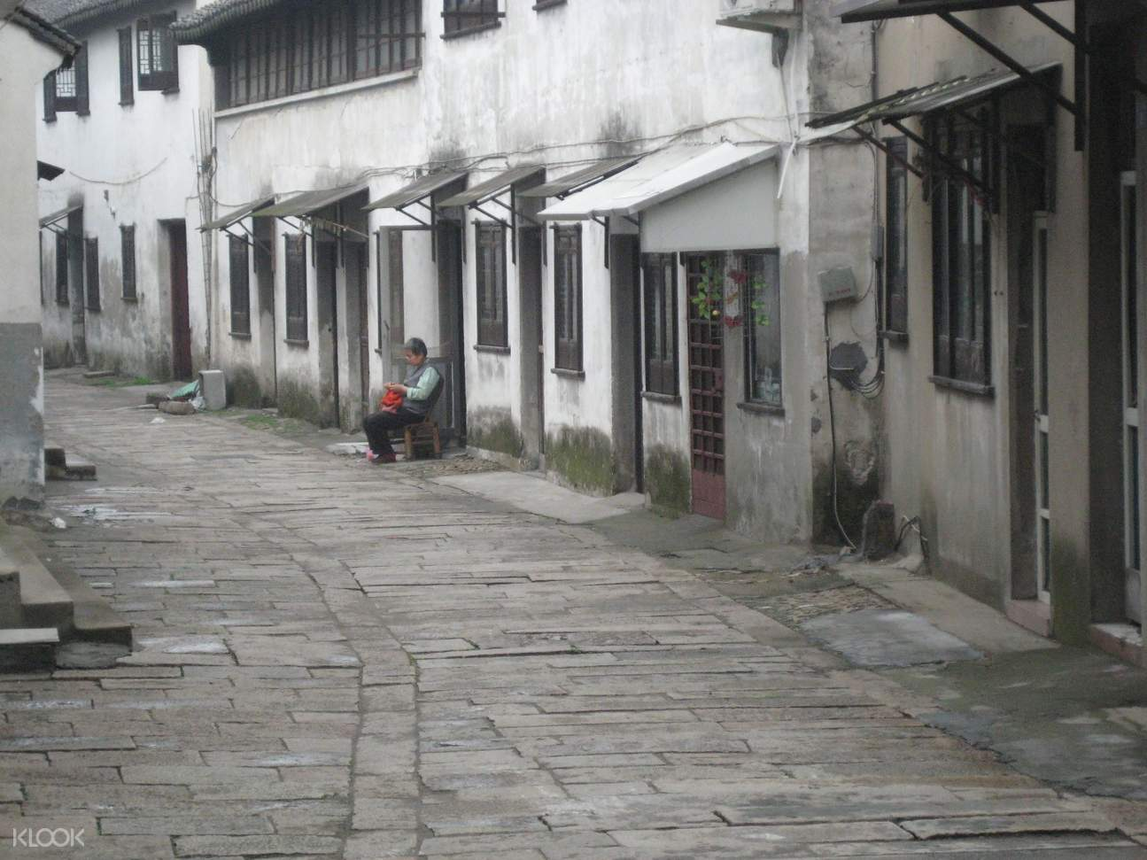 suzhou water town admission ticket