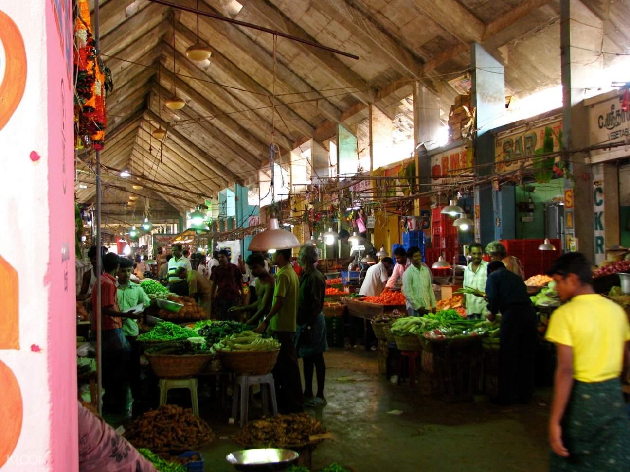 wet market in chennai
