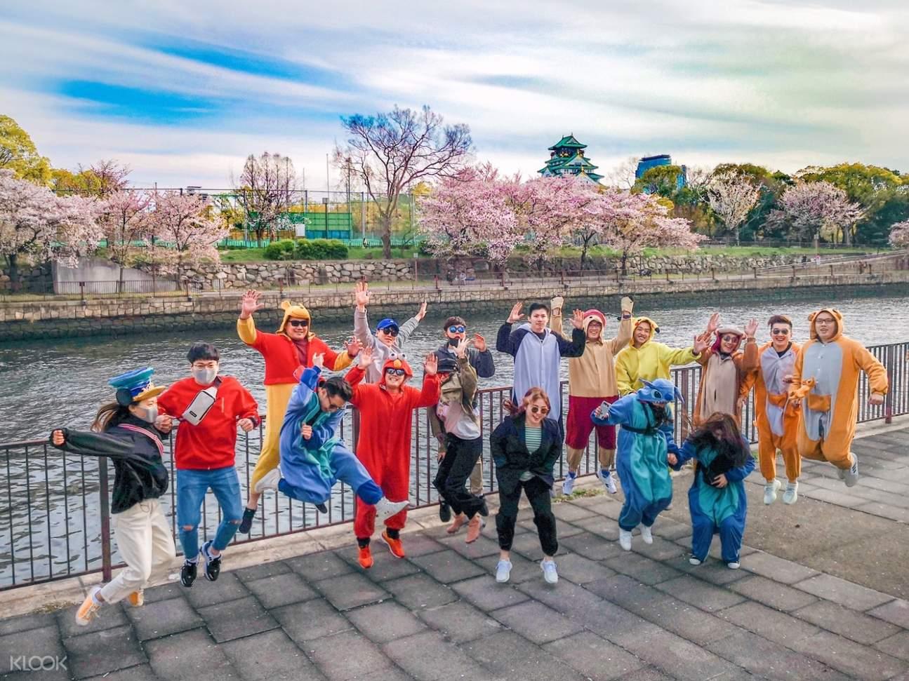 Go Kart Osaka cosplay costumes