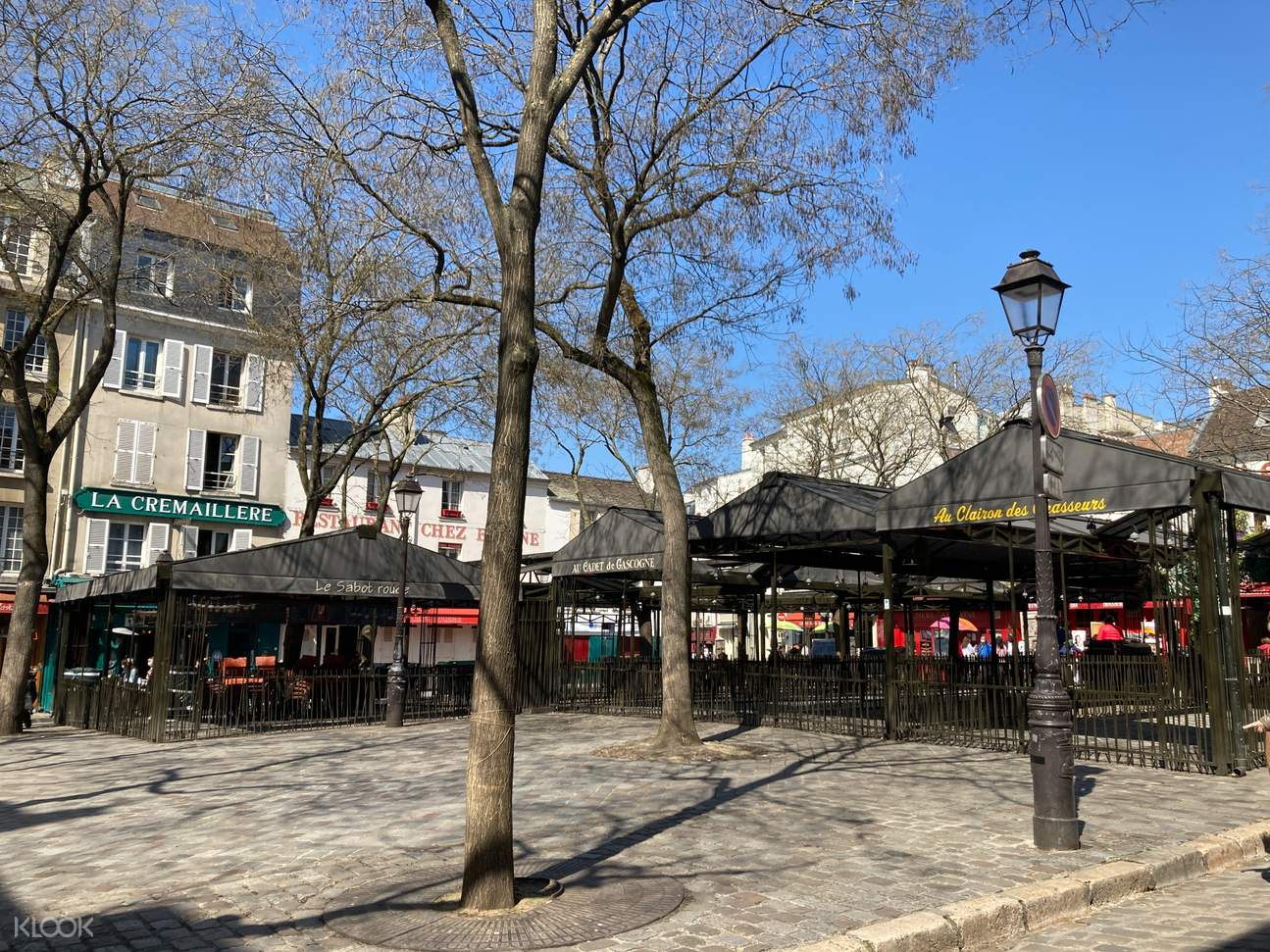 防疫旅遊 巴黎文藝花都線上真人導覽 蒙馬特高地的藝術和文化