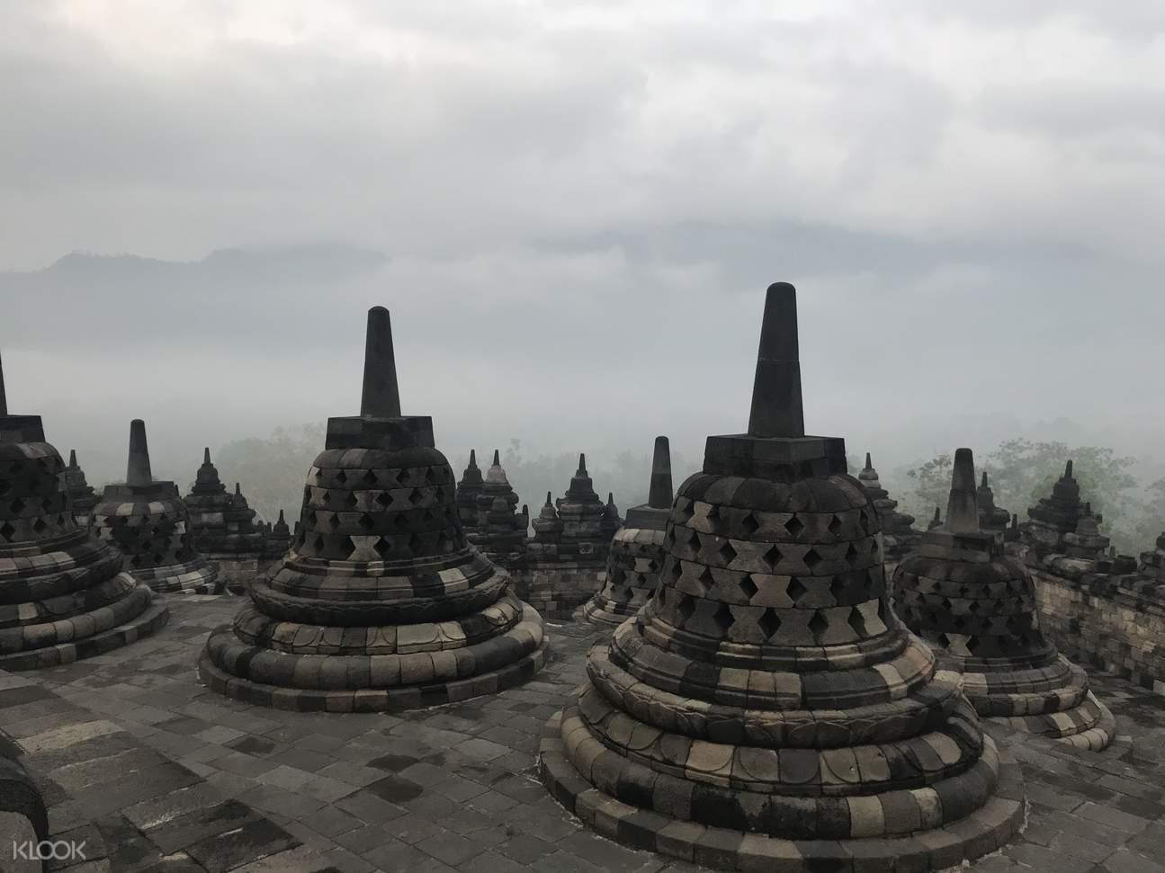 Borobudu temple
