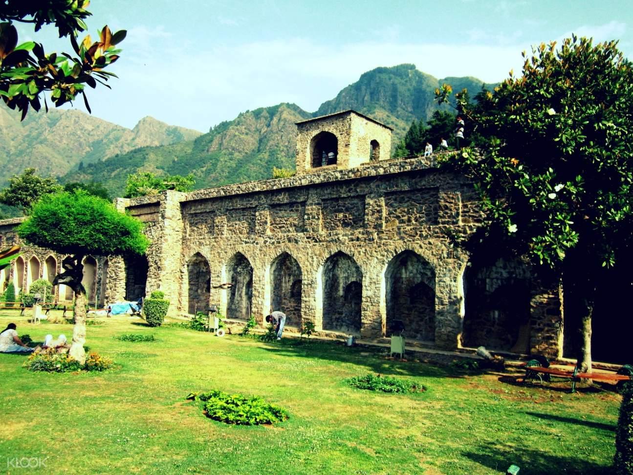 old buildings in srinagar