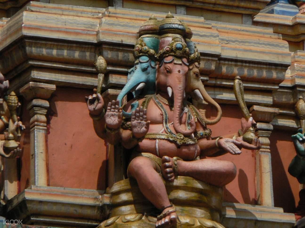 Religious site in India