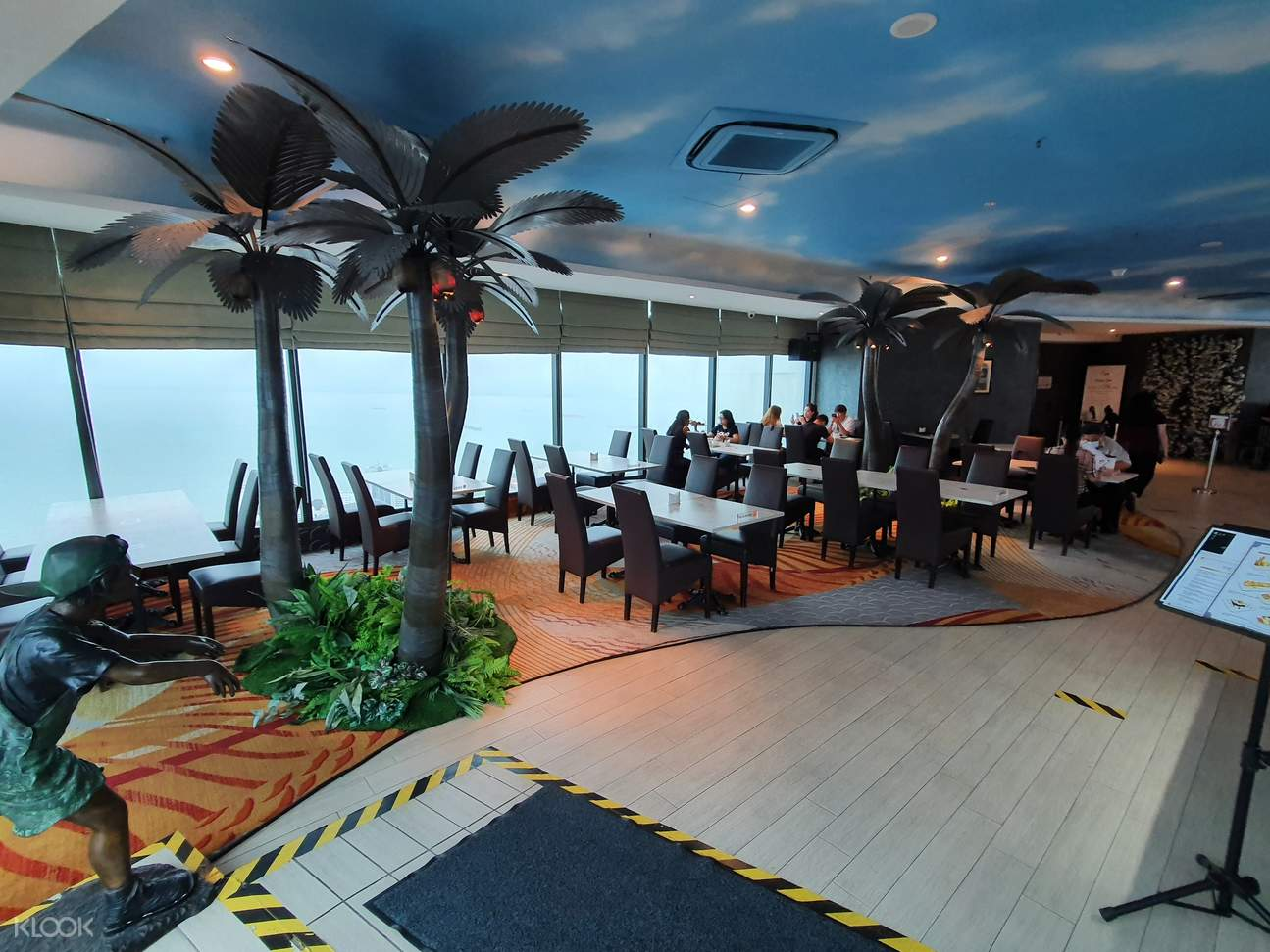 Topview restaurant