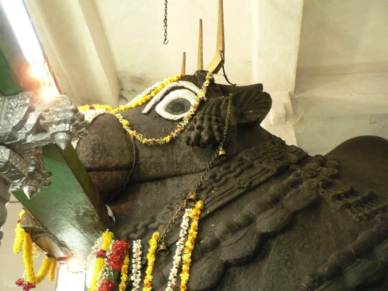Big Bull Temple, India