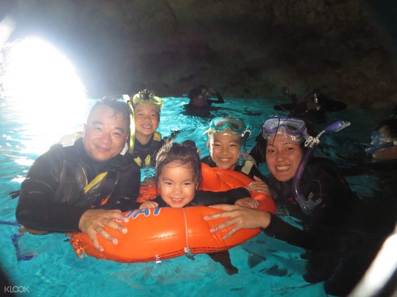Blue Cave Marine