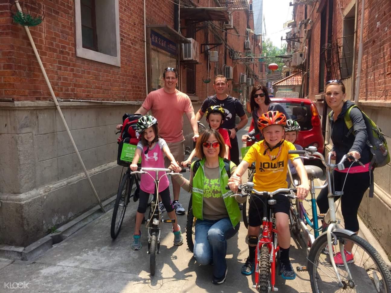 shanghai jewish heritage bike tour