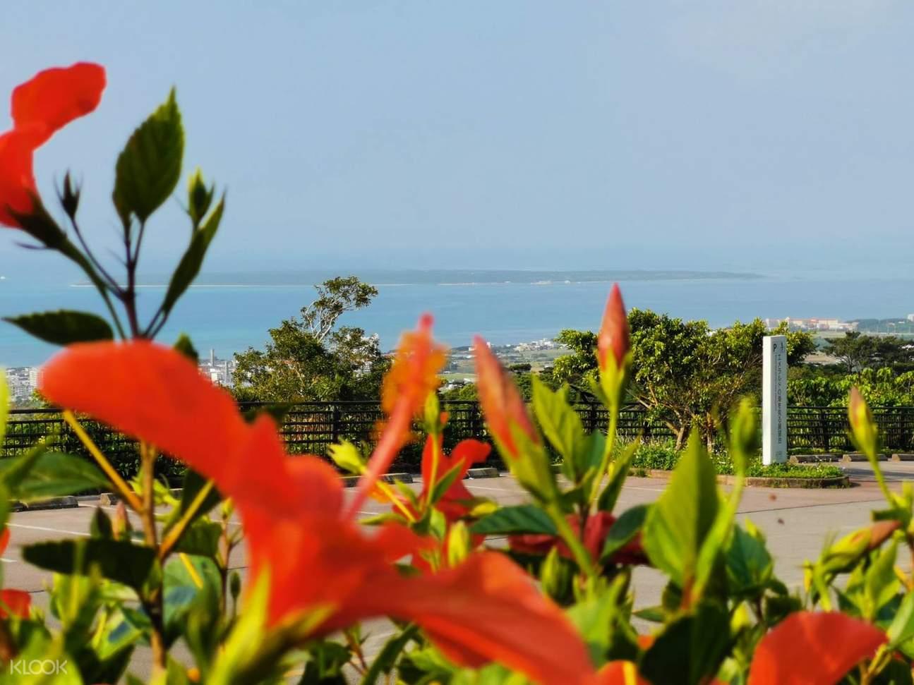 Ishigaki Island observation deck