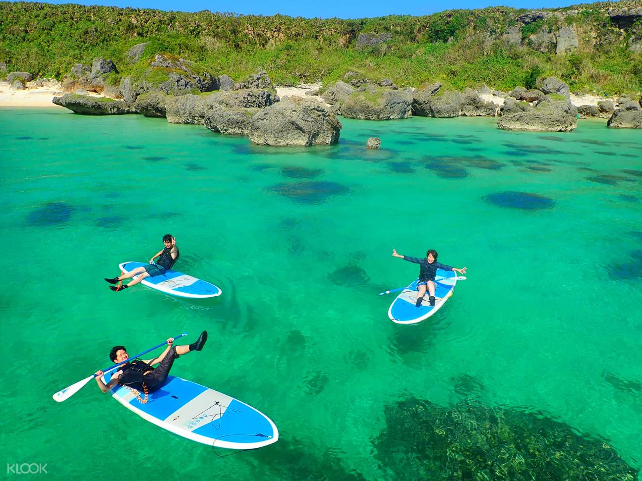 SUP/Canoe and Tropical Snorkeling