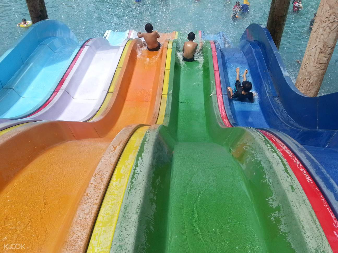 Bayou Lagoon Water Park
