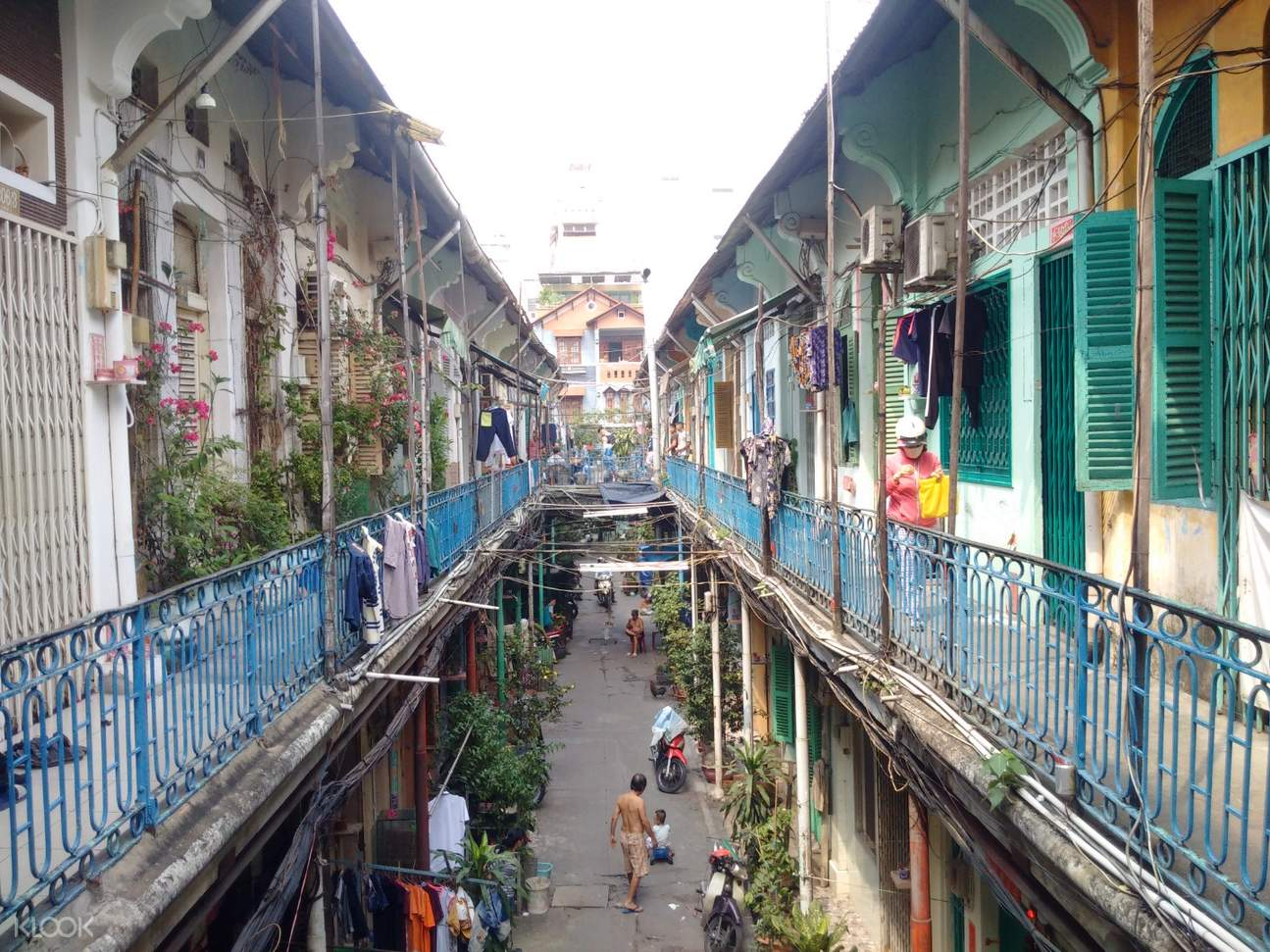 chinatown in saigon