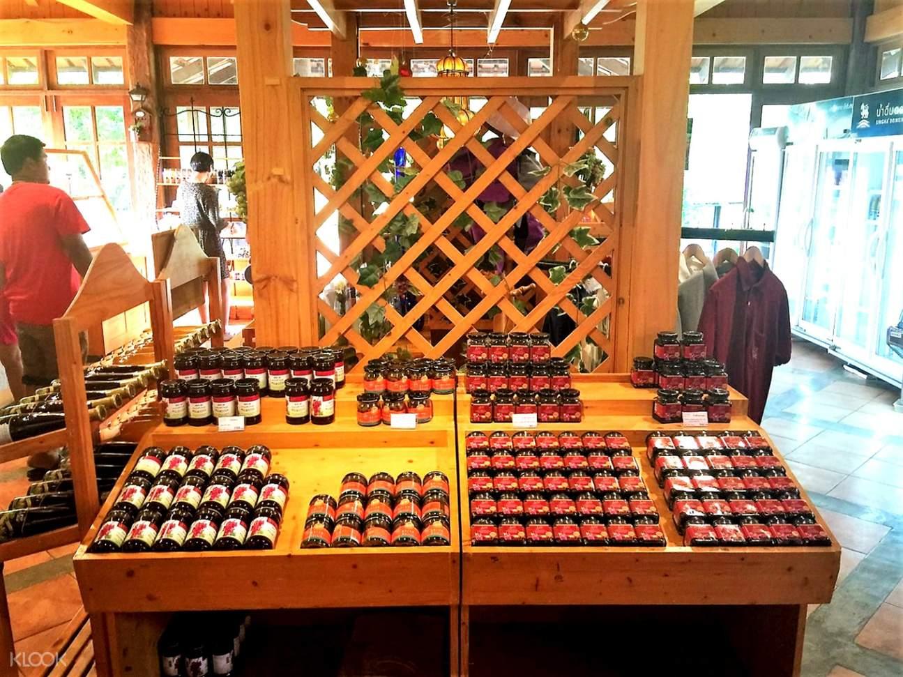 PB Valley Vineyard and Wine Tasting Tour in Khao Yai