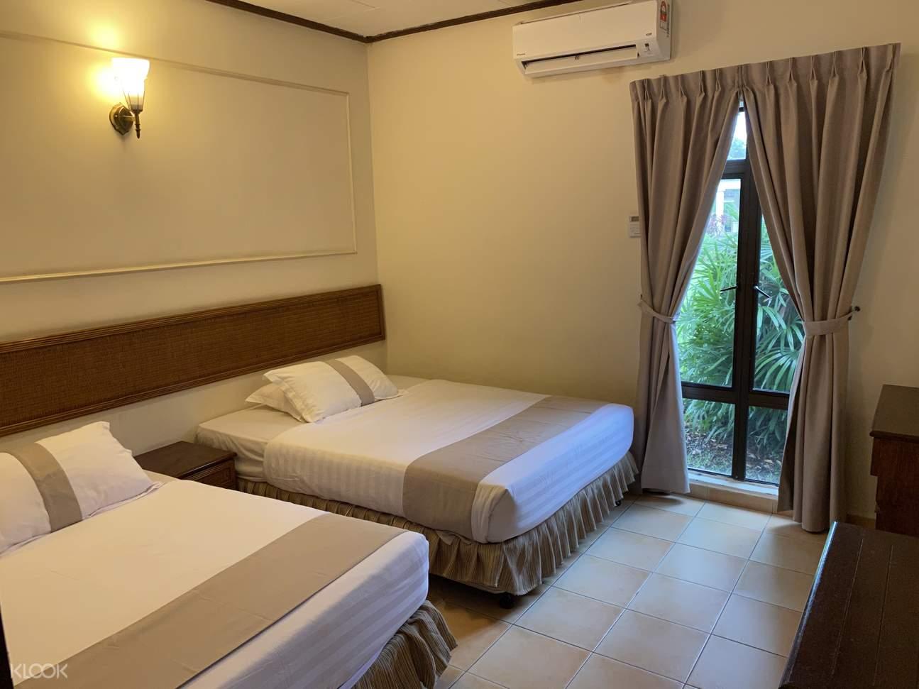 A'Famosa Resort Villa